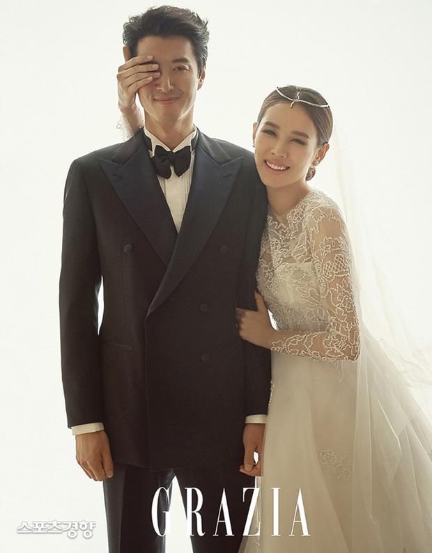 Tất tần tật nguyên nhân gã sát gái Lee Dong Gun ly hôn: Từ chuyện bắt cá 2 tay với Jiyeon, làm vợ òa khóc đến thái độ cực phũ - Ảnh 10.