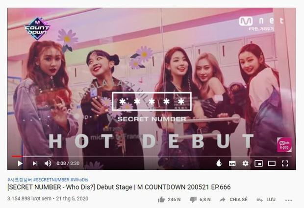 Thất thế trước ITZY mảng nhạc số tại Hàn đã đành, giờ TXT còn thua đau cả tân binh có thành viên hụt BLACKPINK ở mảng view trình diễn trên YouTube - Ảnh 7.