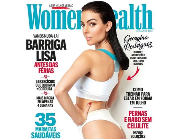 Bạn gái Georgina tiết lộ bí quyết sở hữu thân hình quyến rũ khiến Ronaldo mê đắm: Workout thôi là chưa đủ! - Ảnh 1.
