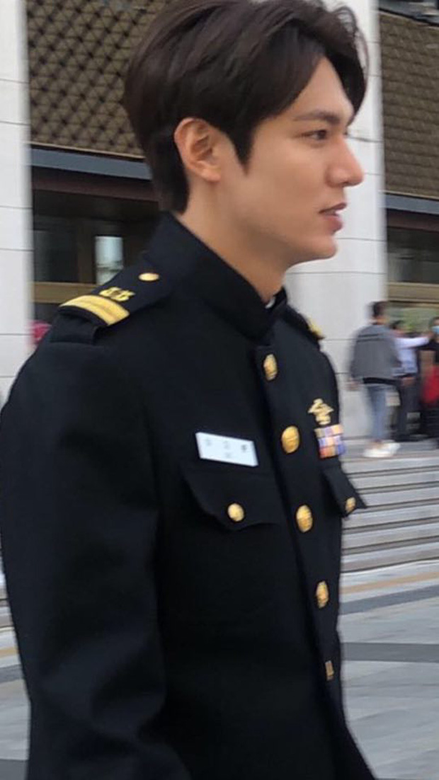 Ảnh hậu trường dự báo twist gây sốc ở Quân Vương Bất Diệt: Suy luận đủ kiểu, cuối cùng song trùng của Lee Min Ho vẫn sống nhăn? - Ảnh 4.