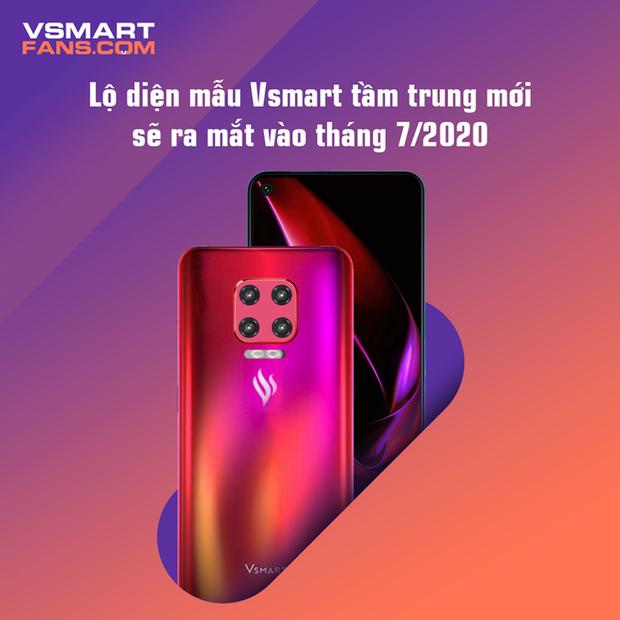 Vsmart bán được 1.2 triệu smartphone sau 1.5 năm, lọt top 3 thương hiệu bán chạy nhất VNVs - Ảnh 2.