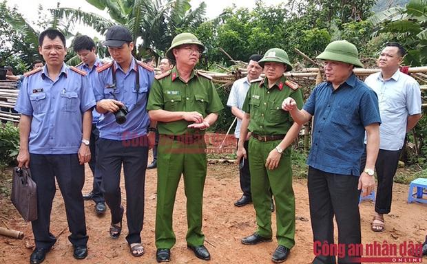 Điện Biên: Bố dượng chém tử vong hai vợ chồng con gái rồi tự sát - Ảnh 1.