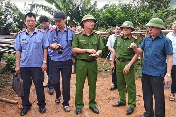 Trọng án 3 người chết ở Điện Biên: Mâu thuẫn từ chuyện ông làm cháu gái 15 tuổi mang thai? - Ảnh 2.