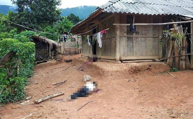 Trọng án 3 người chết ở Điện Biên: Mâu thuẫn từ chuyện ông làm cháu gái 15 tuổi mang thai? - Ảnh 1.
