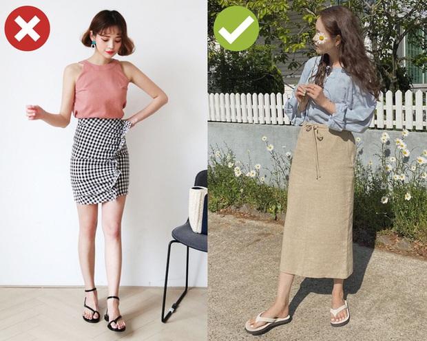 4 lỗi diện chân váy không dìm dáng thì cũng biến các chị thành cô nàng kém duyên từ công sở ra phố - Ảnh 3.