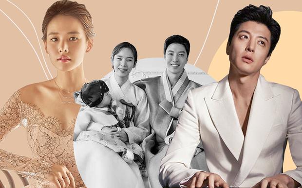 Cuộc hôn nhân 3 năm ngắn ngủi của gã đàn ông bội bạc nhất Kbiz Lee Dong Gun - Jo Yoon Hee: Từng bất chấp bị mắng chửi, cố sống cố chết để cưới nhau rồi lại chia tay vì... không hợp - Ảnh 7.