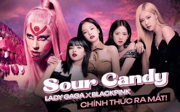 Sour Candy đang càn quét khắp nơi: thống trị iTunes hơn 60 quốc gia trong đó có Việt Nam, Lady Gaga giúp BLACKPINK tạo nên rất nhiều kỷ lục nhóm nữ - Ảnh 5.