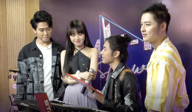 Mix-In Show: Thanh Duy nhảy hit SNSD, Han Sara lại đoán nhầm sang... TWICE - Ảnh 7.