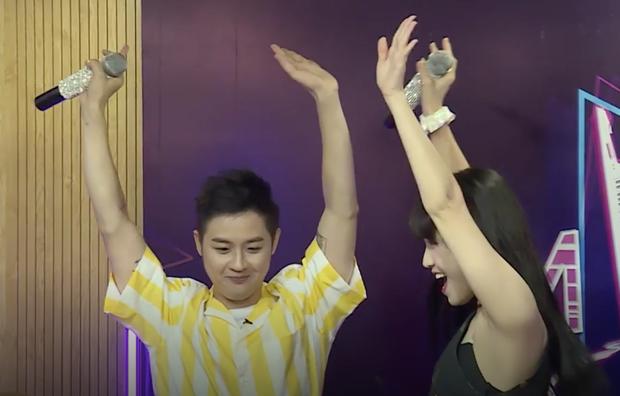 Mix-In Show: Thanh Duy nhảy hit SNSD, Han Sara lại đoán nhầm sang... TWICE - Ảnh 8.