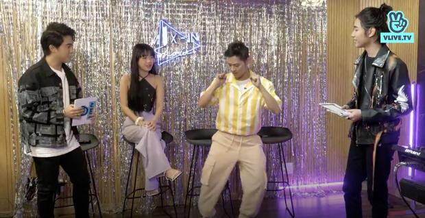 Mix-In Show: Thanh Duy nhảy hit SNSD, Han Sara lại đoán nhầm sang... TWICE - Ảnh 11.
