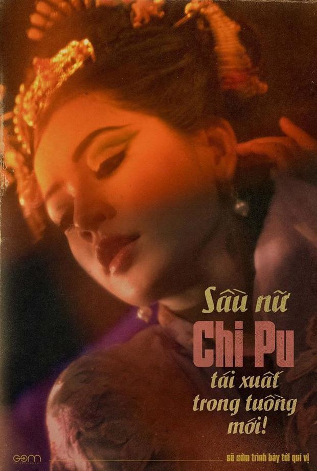 """Hết """"sang chảnh"""" trong poster, Chi Pu bỗng… rao lô tô bằng giọng Nam siêu đáng yêu, nhưng rồi vẫn không ai biết bài hát mới sẽ như thế nào! - Ảnh 2."""