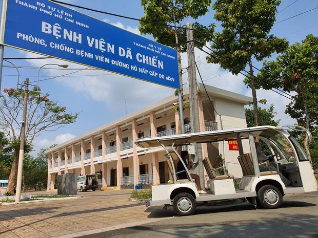 TP.HCM: Bệnh nhân ở ổ dịch Buddha lại tái dương tính lần 2 với SARS-COV-2, phải quay trở lại viện điều trị lần thứ 3 - Ảnh 1.