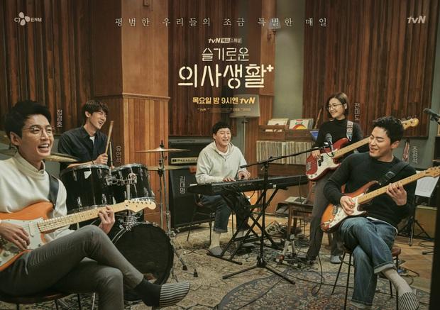 Đầy nhân văn và chân thật, Hospital Playlist chính là phim y khoa hay nhất xứ Hàn lúc này! - Ảnh 22.