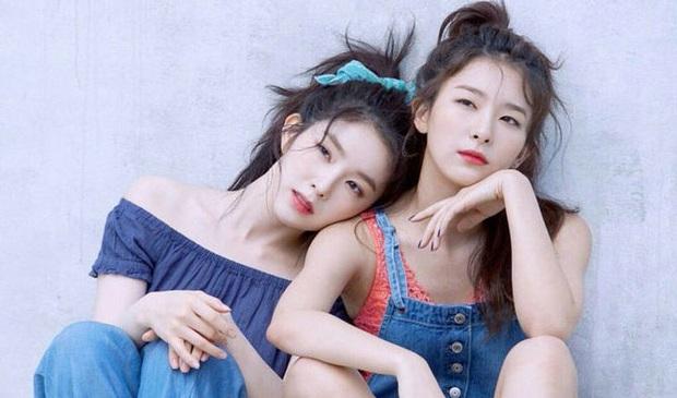SM thông báo hoãn phát hành album của nhóm nhỏ Red Velvet, netizen nghi ngờ lí do đằng sau là để tránh chuyện đạo nhái logo? - Ảnh 1.