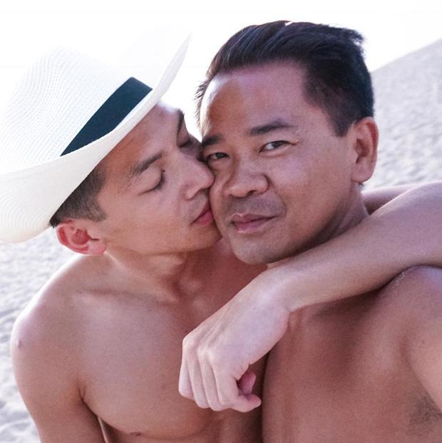 CEO màu Tím của tập 4 Người ấy là ai: Body hấp dẫn, cuộc sống viên mãn bên bạn trai 6 năm - Ảnh 3.