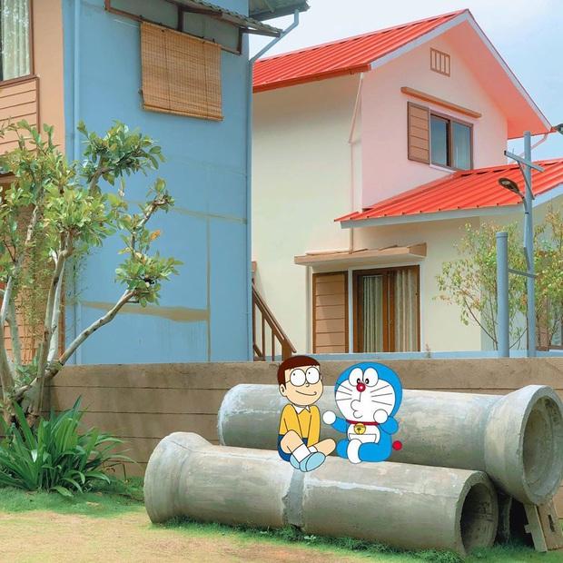 """Những homestay hot nhất Việt Nam vừa ra mắt đã gây sóng gió khắp MXH: Nơi bị nhầm là """"nhà cấp 4"""", chỗ lại gắn mác giống nơi ở của Doraemon - Ảnh 6."""