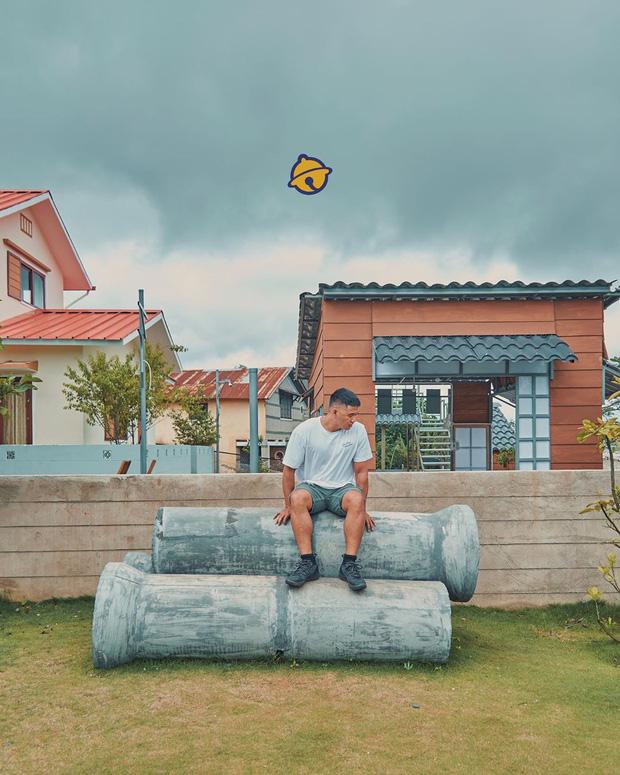 """Những homestay hot nhất Việt Nam vừa ra mắt đã gây sóng gió khắp MXH: Nơi bị nhầm là """"nhà cấp 4"""", chỗ lại gắn mác giống nơi ở của Doraemon - Ảnh 11."""
