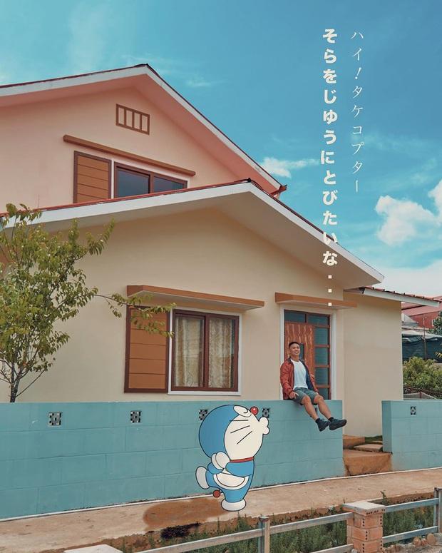 """Những homestay hot nhất Việt Nam vừa ra mắt đã gây sóng gió khắp MXH: Nơi bị nhầm là """"nhà cấp 4"""", chỗ lại gắn mác giống nơi ở của Doraemon - Ảnh 8."""