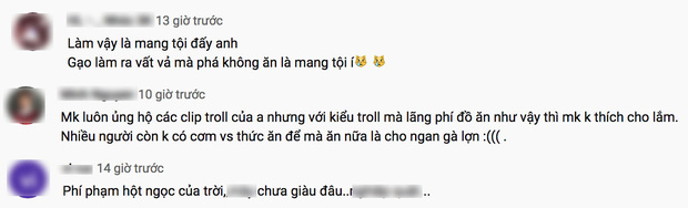 Nấu cơm bằng sting troll cả nhà, con trai bà Tân tiếp tục bị tố là mang tội vì lãng phí ngọc thực, 2 em thì cản mẹ ăn vì sợ đau bụng - Ảnh 4.