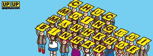 Website chính hiệu dành cho các fangirl: Sáng tạo xếp chữ cổ động đi concert không lo đụng hàng! - Ảnh 9.