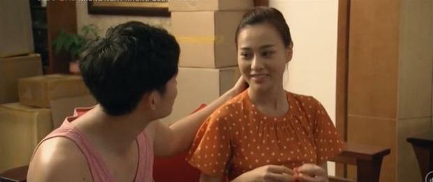 """""""Tom boi loi choi"""" tăng xông khi thấy bạn thân chí cốt tay trong tay bên tình yêu mới ở Những Ngày Không Quên tập 38 - Ảnh 4."""