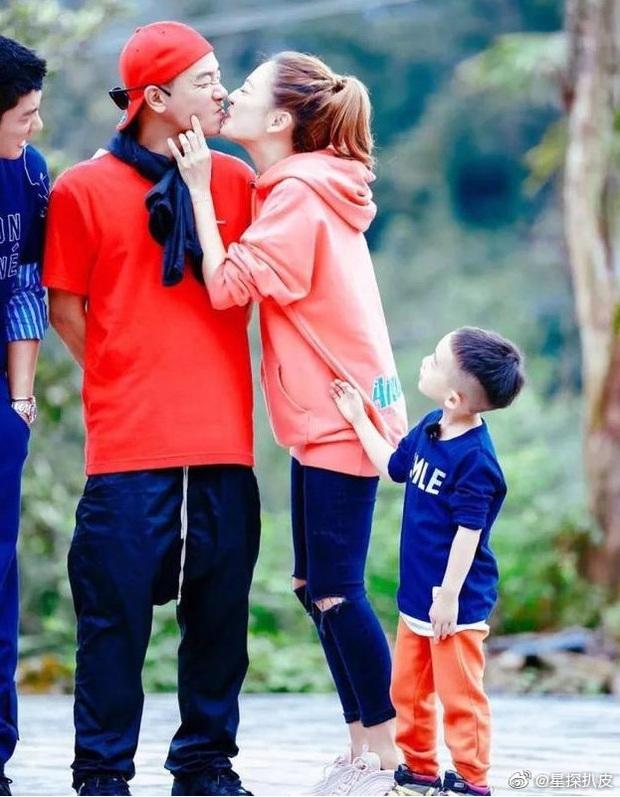 Á hậu Hong Kong hạ sinh quý tử thứ 2 cho Vi Tiểu Bảo khổ nhất Cbiz, netizen xuýt xoa ngưỡng mộ gia đình kiểu mẫu - Ảnh 7.