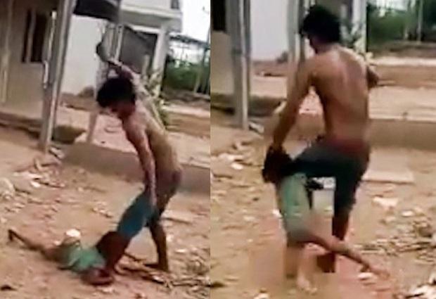 Lời khai lạnh người của kẻ đuổi trói, đánh đập con gái 6 tuổi dã man như thời trung cổ - Ảnh 2.