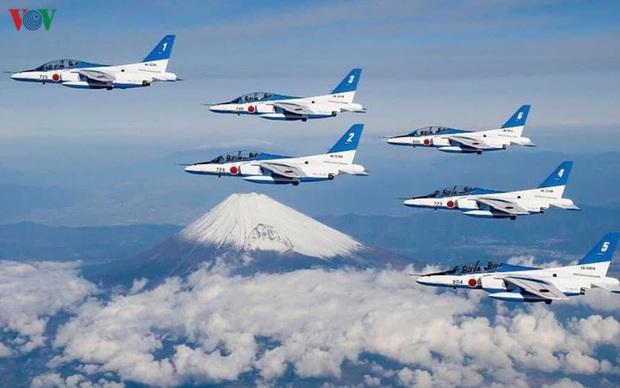 Nhật Bản biểu diễn bay cám ơn nhân dân chung tay ứng phó dịch Covid-19 - Ảnh 3.