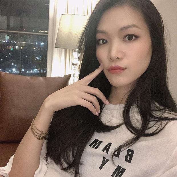 Hoa hậu chiều cao khủng nhưng xui xẻo nhất Việt Nam giờ ra sao? - Ảnh 4.