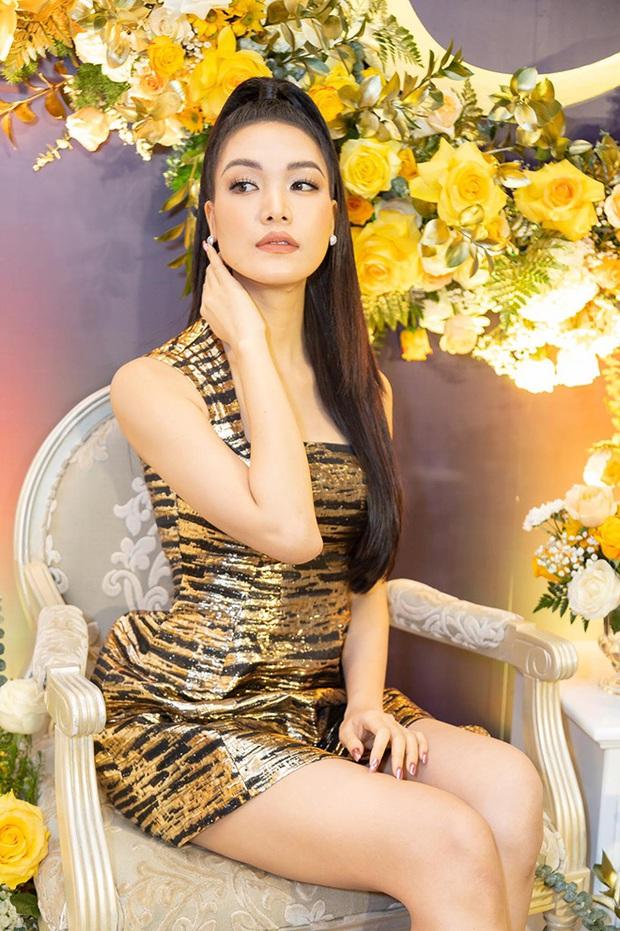 Hoa hậu chiều cao khủng nhưng xui xẻo nhất Việt Nam giờ ra sao? - Ảnh 5.
