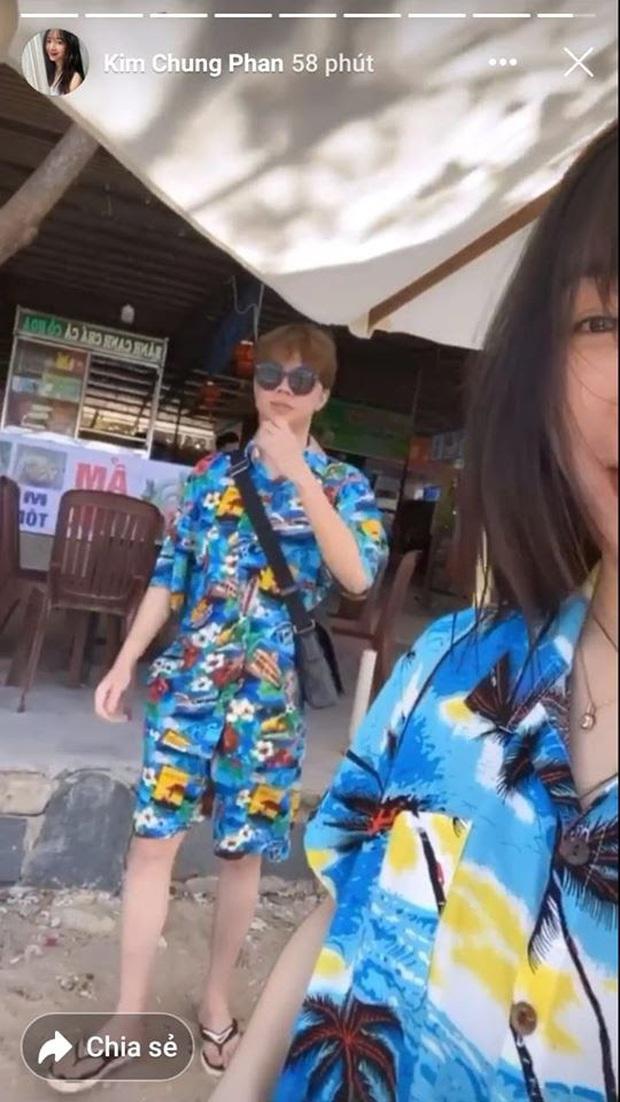 Game thủ mấy ai được như ADC, vừa lên ngôi vô địch đã lên rừng xuống biển cùng bạn gái hotgirl Kim Chung - Ảnh 6.