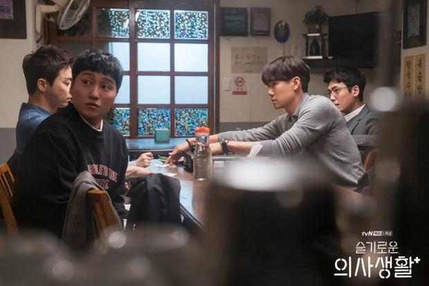 Đầy nhân văn và chân thật, Hospital Playlist chính là phim y khoa hay nhất xứ Hàn lúc này! - Ảnh 6.