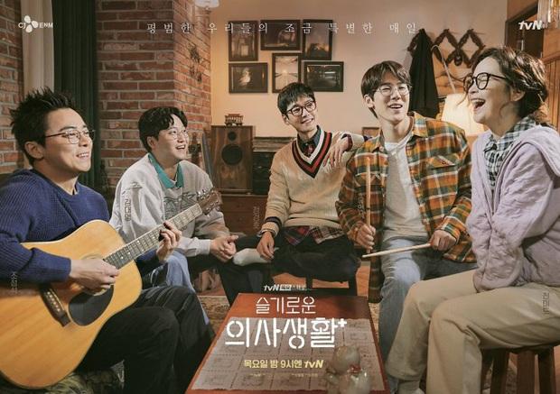 Đầy nhân văn và chân thật, Hospital Playlist chính là phim y khoa hay nhất xứ Hàn lúc này! - Ảnh 21.