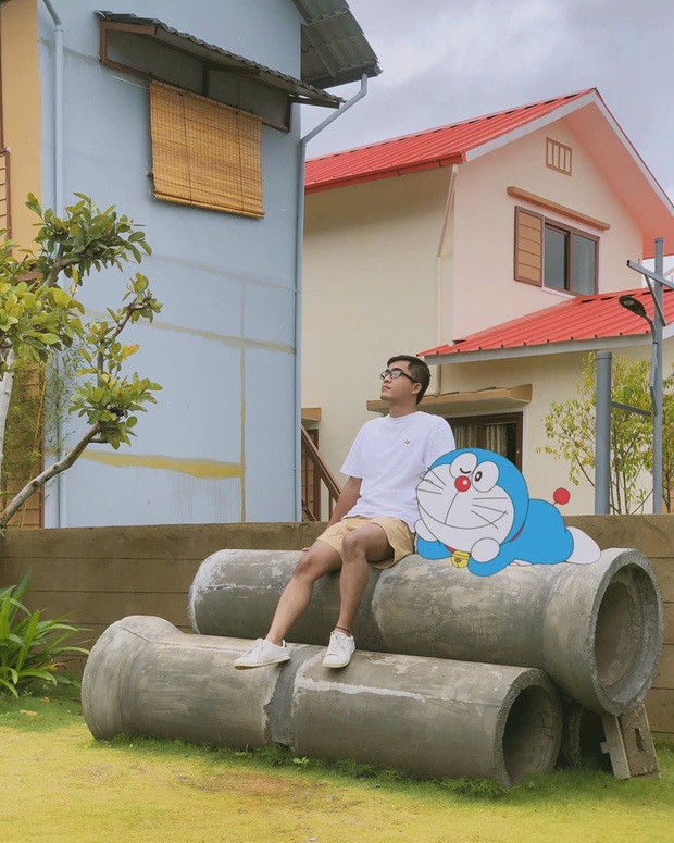 """Những homestay hot nhất Việt Nam vừa ra mắt đã gây sóng gió khắp MXH: Nơi bị nhầm là """"nhà cấp 4"""", chỗ lại gắn mác giống nơi ở của Doraemon - Ảnh 13."""