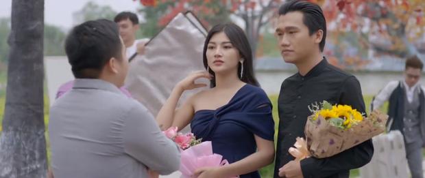 Tiểu tam thất bại nhất màn ảnh Việt gọi tên Hân (Nhà Trọ Balanha): Bà cả khỏi ra tay, để chế đây tự tát chính mình! - Ảnh 1.