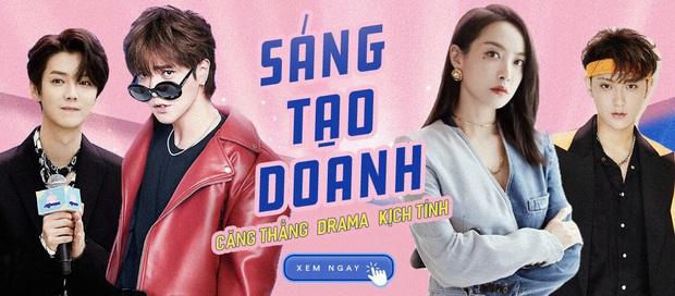 Mỹ nhân Sáng tạo doanh sở hữu nét đẹp như diễn viên TVB: Góc nghiêng thần thánh hao hao Angela Baby, Lưu Diệc Phi... - Ảnh 6.