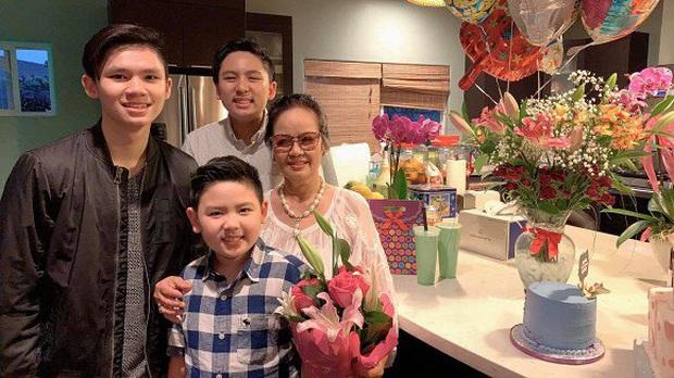 Chuyện xưa nay hiếm: Vợ cũ Bằng Kiều đến dự sinh nhật mẹ chồng, sau ly hôn giữ mối quan hệ bất ngờ - Ảnh 3.