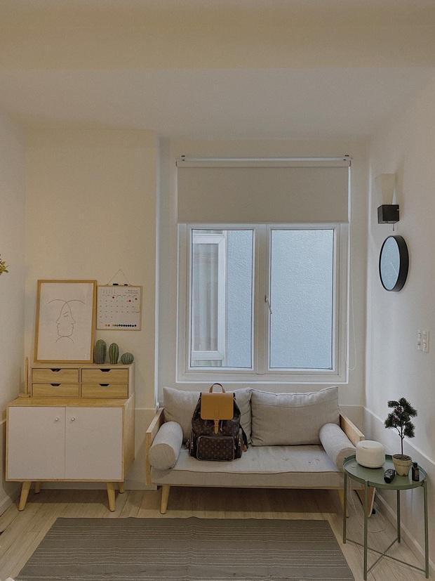 Giám đốc trẻ tậu chung cư vẫn về ở với bố mẹ trong phòng chỉ 20m2: Nhà nào cũng xịn, tất cả nhờ biết hết chiêu mua nội thất rẻ nửa giá - Ảnh 8.
