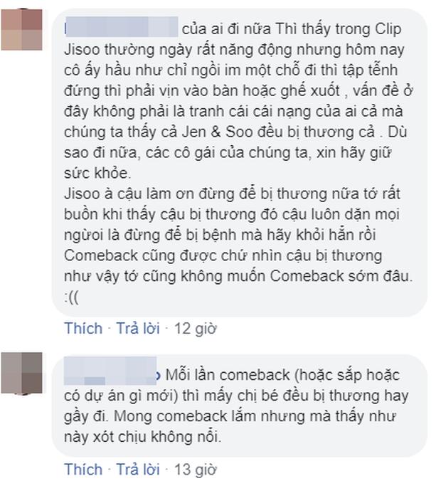 Rộ nghi vấn Jennie, Jisoo bị chấn thương đến nỗi đi tập tễnh, phải chống nạng, thế này ngày BLACKPINK comeback hẳn còn xa lắm? - Ảnh 9.