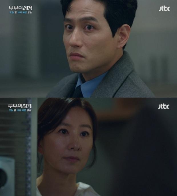 Knet chê tơi tả biên kịch Thế Giới Hôn Nhân sau tập 12: Đừng có phá kịch bản gốc nữa, bà cả Sun Woo làm sao ấy nhỉ? - Ảnh 3.