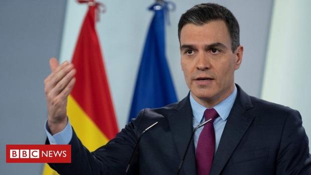Thủ tướng Tây Ban Nha muốn kéo dài lệnh phong tỏa do Covid-19 - Ảnh 1.