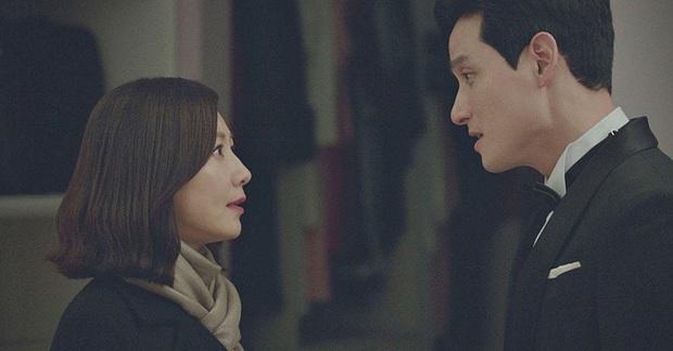 Sun Woo (Thế Giới Hôn Nhân) mây mưa với chồng cũ khiến khán giả uất ức: Gây sốc câu rating có thỏa đáng tâm lý? - Ảnh 5.