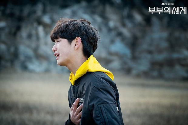 Sun Woo (Thế Giới Hôn Nhân) mây mưa với chồng cũ khiến khán giả uất ức: Gây sốc câu rating có thỏa đáng tâm lý? - Ảnh 7.