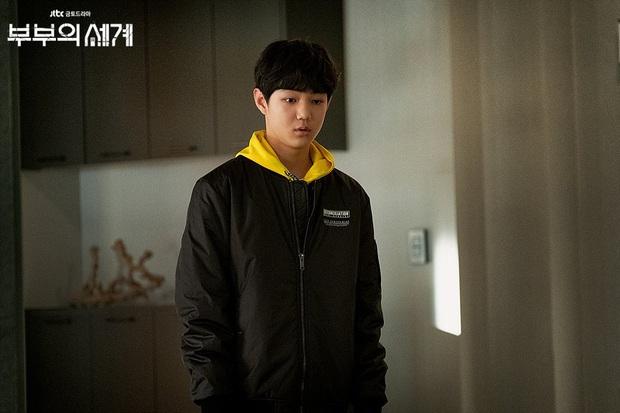 Sun Woo (Thế Giới Hôn Nhân) mây mưa với chồng cũ khiến khán giả uất ức: Gây sốc câu rating có thỏa đáng tâm lý? - Ảnh 8.