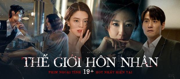 Sun Woo (Thế Giới Hôn Nhân) mây mưa với chồng cũ khiến khán giả uất ức: Gây sốc câu rating có thỏa đáng tâm lý? - Ảnh 10.