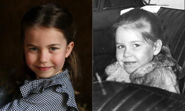 Người hâm mộ hoàng gia tranh luận Công chúa Charlotte giống ai trong bức hình mới nhất và kết quả cuối cùng khiến ai cũng bất ngờ với nhân vật xa lạ - Ảnh 3.