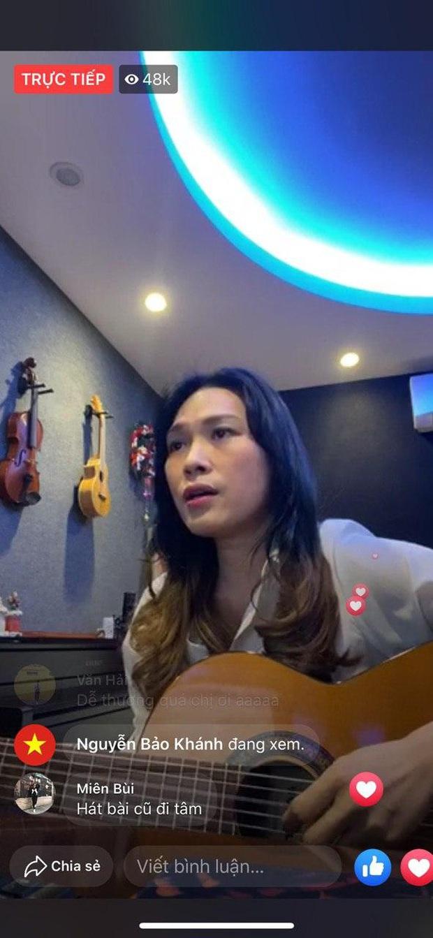Mỹ Tâm mở liveshow online làm chao đảo MXH: bắt tông 5 lần mới hát được hit của Erik, khen ngợi Chi Pu, cover từ Đức Phúc cho đến Phan Mạnh Quỳnh - Ảnh 2.