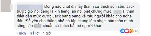 Netizen tranh cãi nảy lửa xoay quanh đoạn clip nghi vấn Jack nói xấu Sơn Tùng và ViruSs: người bênh vực, kẻ lên án, thậm chí K-ICM cũng được gọi tên - Ảnh 15.