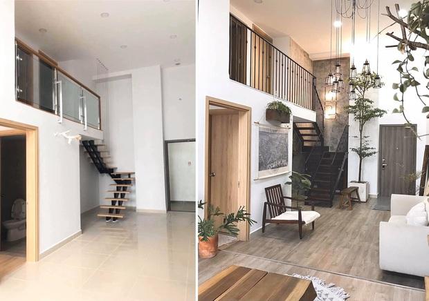 Vợ chồng trẻ kể chi tiết từ A - Z chuyện cải tạo chung cư duplex 3 phòng ngủ hết 180 triệu: Nghe và ngắm xong chỉ muốn lao đi kiếm tiền ngay! - Ảnh 1.