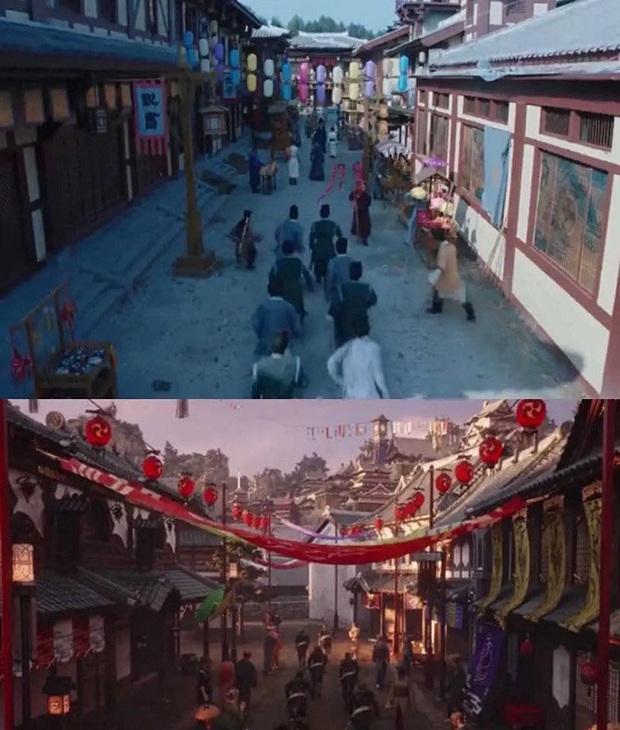 Vừa mới lên sóng, phim mới của nam thần La Vân Hi đã bị tố đạo nhái ý tưởng game một cách trắng trợn - Ảnh 2.